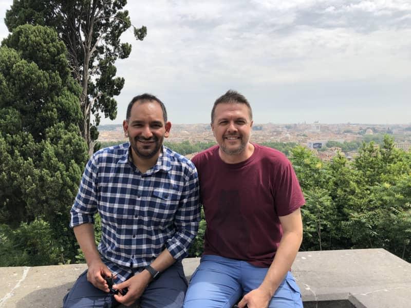 Rafael & simon & Simon from Aylesbury, United Kingdom