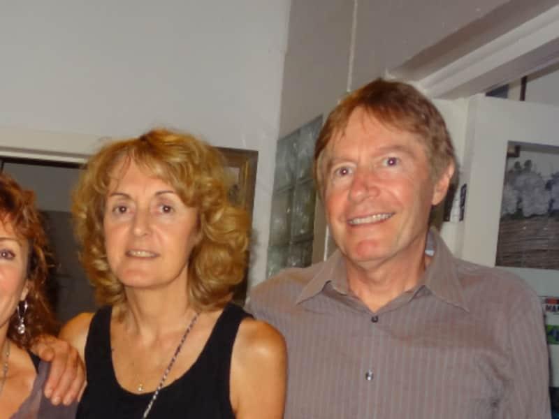 Jenny & Jon from Adelaide, South Australia, Australia