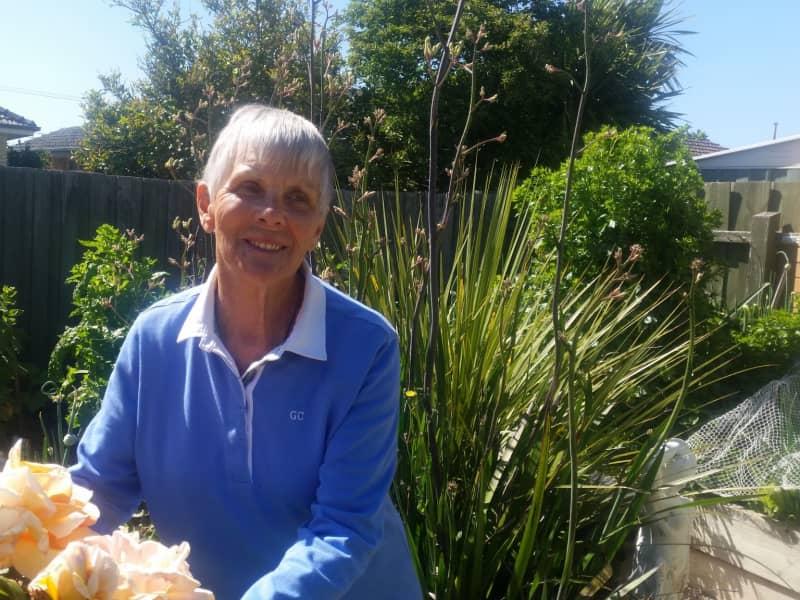 Marlene from Ballarat, Victoria, Australia