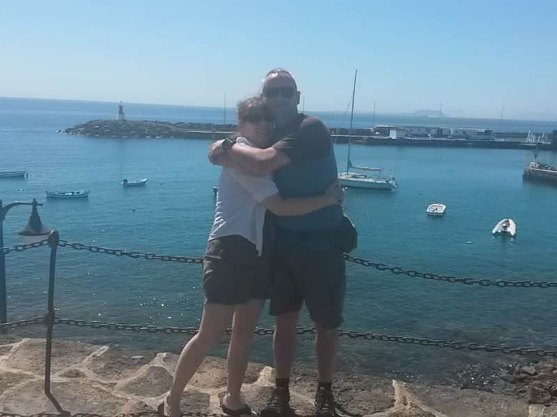 Sherrie & William from Chorley, United Kingdom