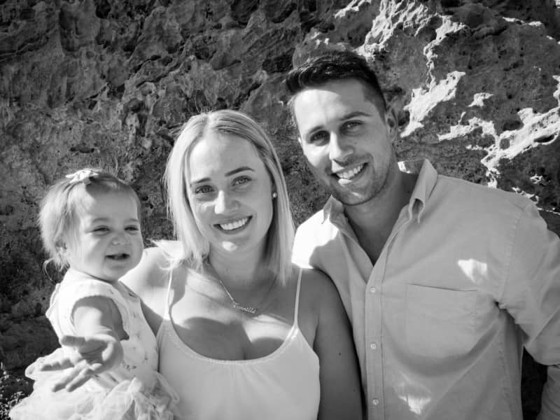 Tennille & Brad from Karratha, Western Australia, Australia