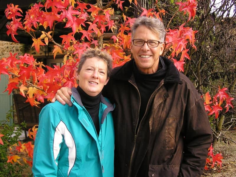 Marc & Linda from Inverness, United Kingdom