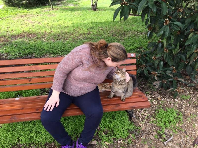 Timna & Oren from Haifa, Israel
