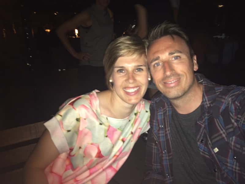 Gary & Danielle from Regina, Saskatchewan, Canada