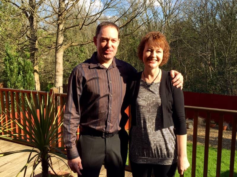 Deborah & mark & Mark from Bridgend, United Kingdom