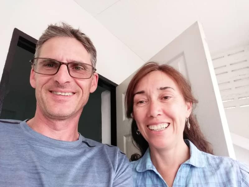 Johann & Aurea from Townsville, Queensland, Australia