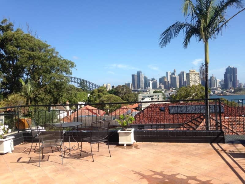 Housesitting assignment in McMahons Point, New South Wales, Australia
