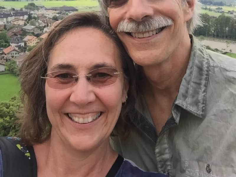 Lucinda & Mark from The Dalles, Oregon, United States