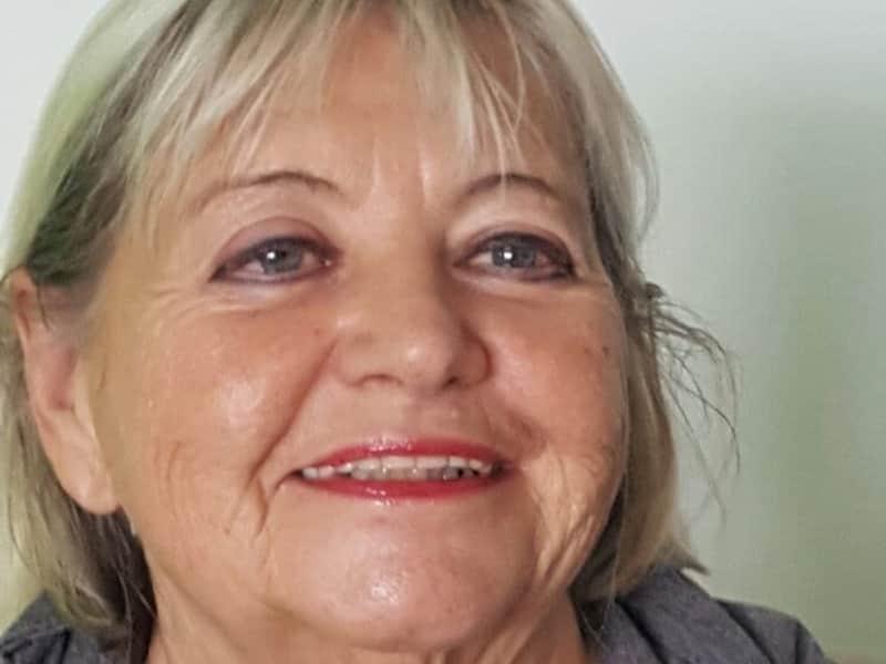 Doris from Köln, Germany