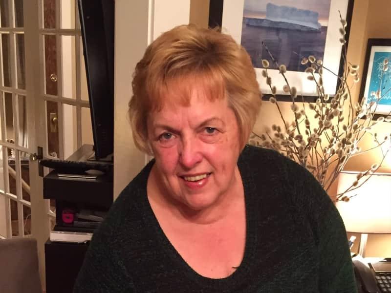 Linda from Edmonton, Alberta, Canada
