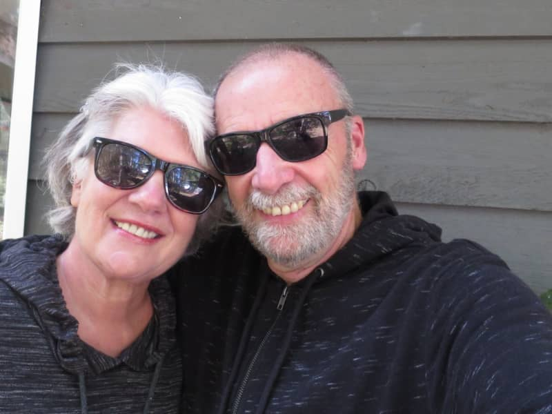 Ginny & Stephen from Gabriola, British Columbia, Canada