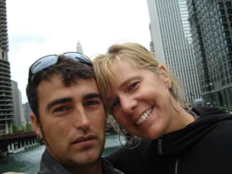 David & Linda from la Garriga, Spain