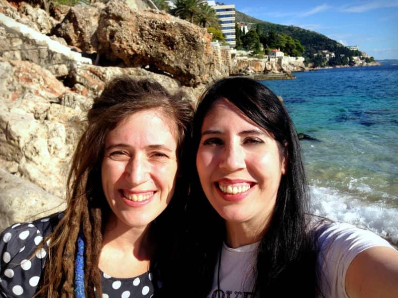 Rebecca & Emily (sister) from Kaysville, Utah, United States