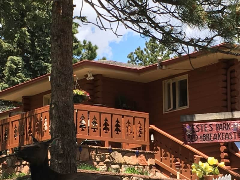 Housesitting assignment in Estes Park, Colorado, United States