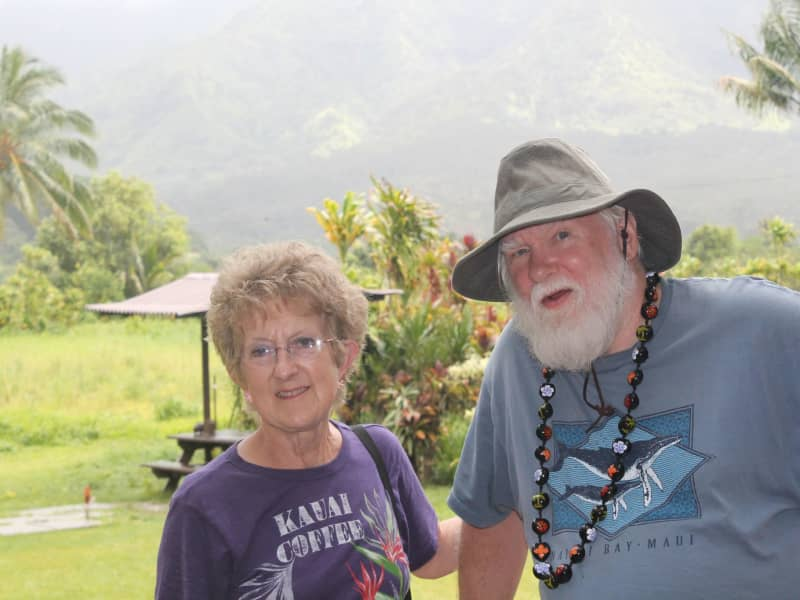 Kathy & Albert from Billings, Montana, United States