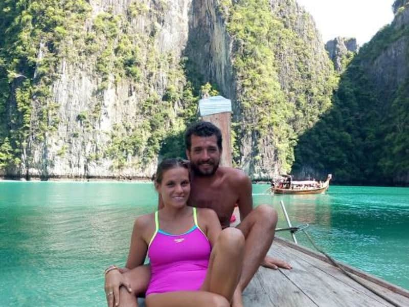 Marina daniela & Francisco from Athens, Greece