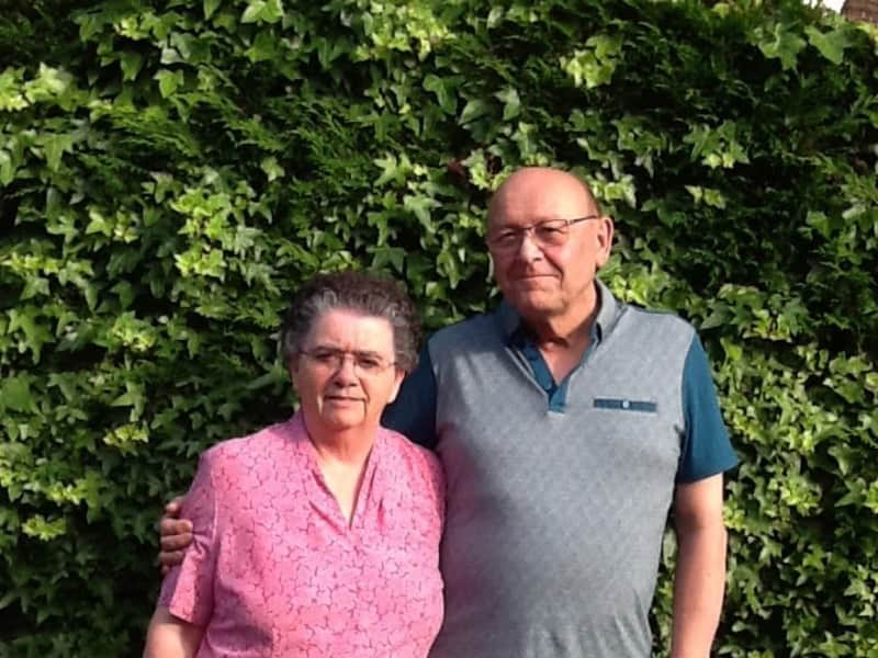 Janis & Mike from Doncaster, United Kingdom