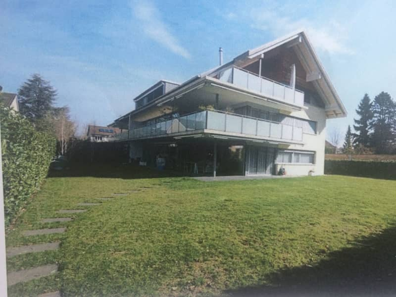 Housesitting assignment in Muttenz, Switzerland