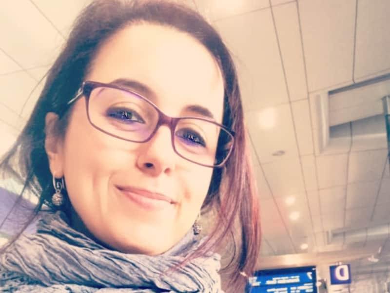 Nadia from Jeddah, Saudi Arabia