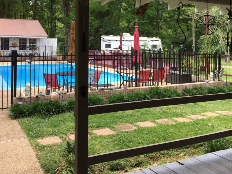 Housesitting assignment in Clinton, Louisiana, United States
