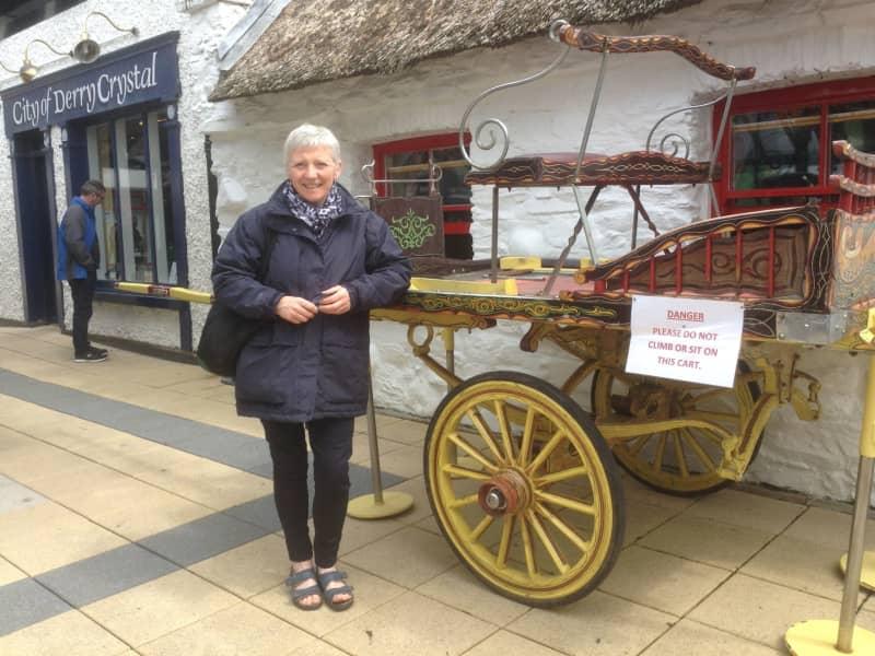 Mary from Portstewart, United Kingdom