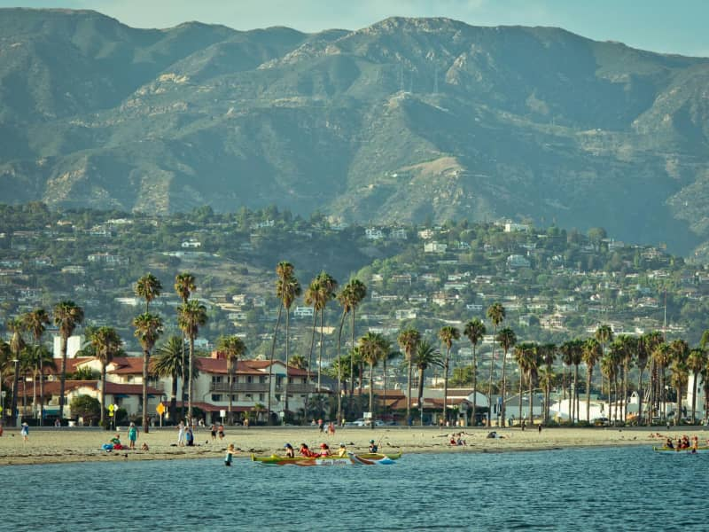 Housesitting assignment in Santa Barbara, California, United States