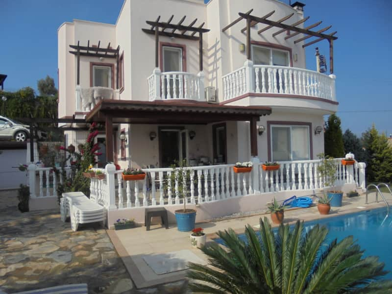 Housesitting assignment in Bodrum, Turkey