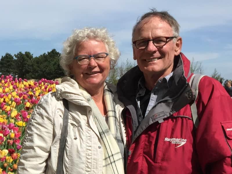 Dick & Anita from Vlissingen, Netherlands