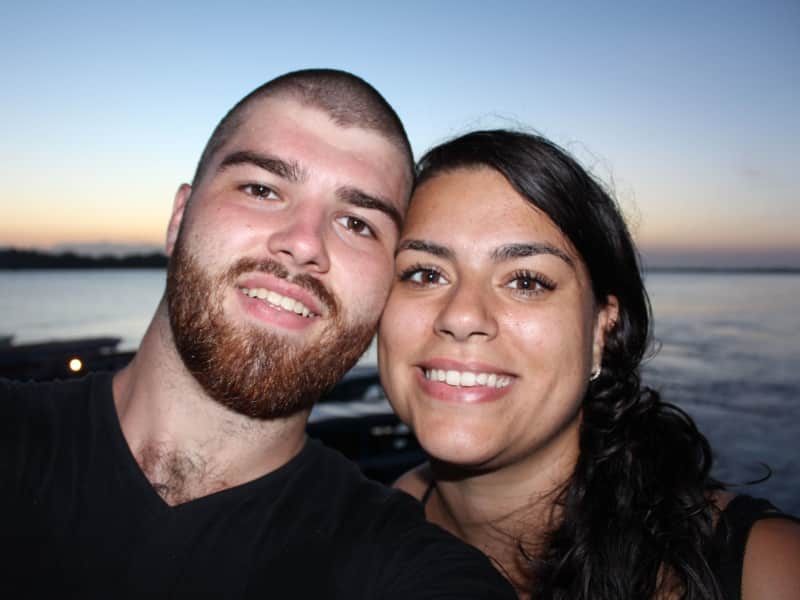 Kim & Beau from Cairns, Queensland, Australia