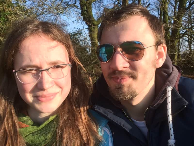 Thomas & Josianne from Taunton, United Kingdom