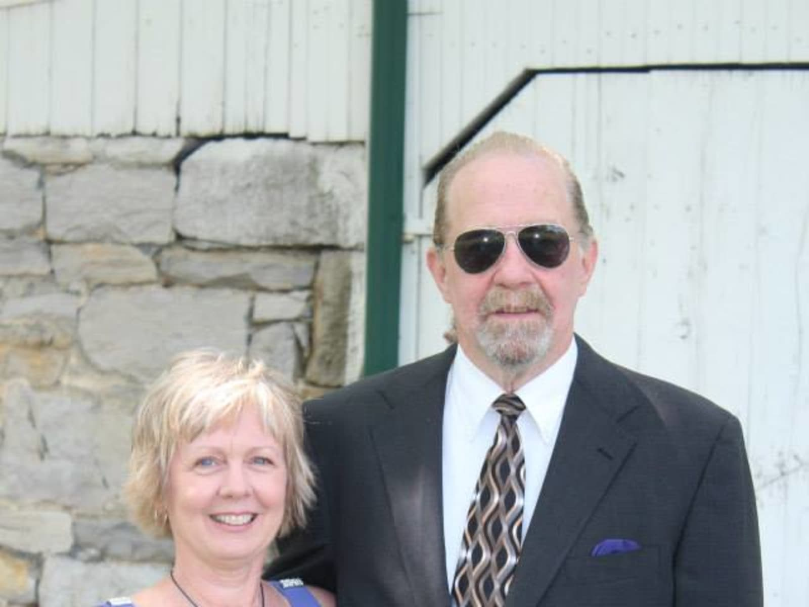 Cheryl & Mitchell from Chambersburg, Pennsylvania, United States