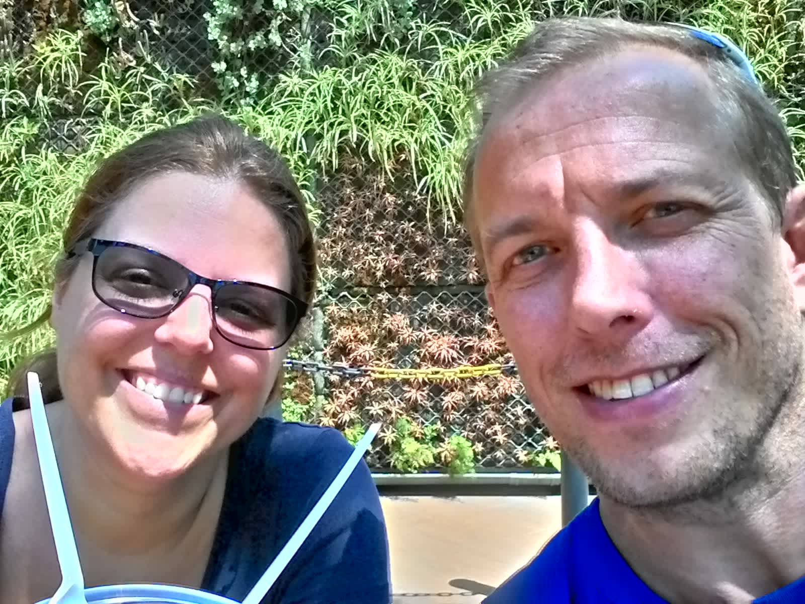 Eric & Peggy from Knoxville, Tennessee, United States