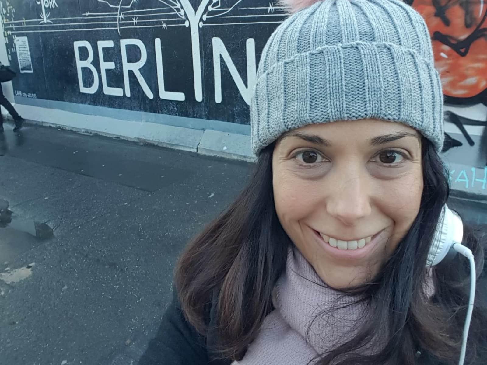 Ana from São Paulo, Brazil