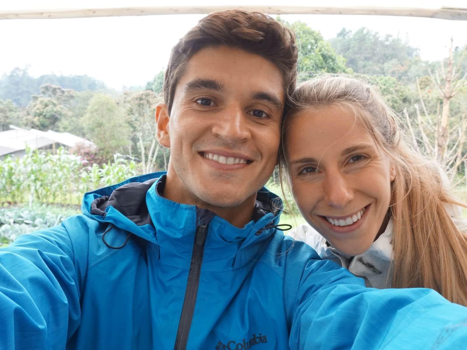 Kristi & Andrei from Burlington, Ontario, Canada