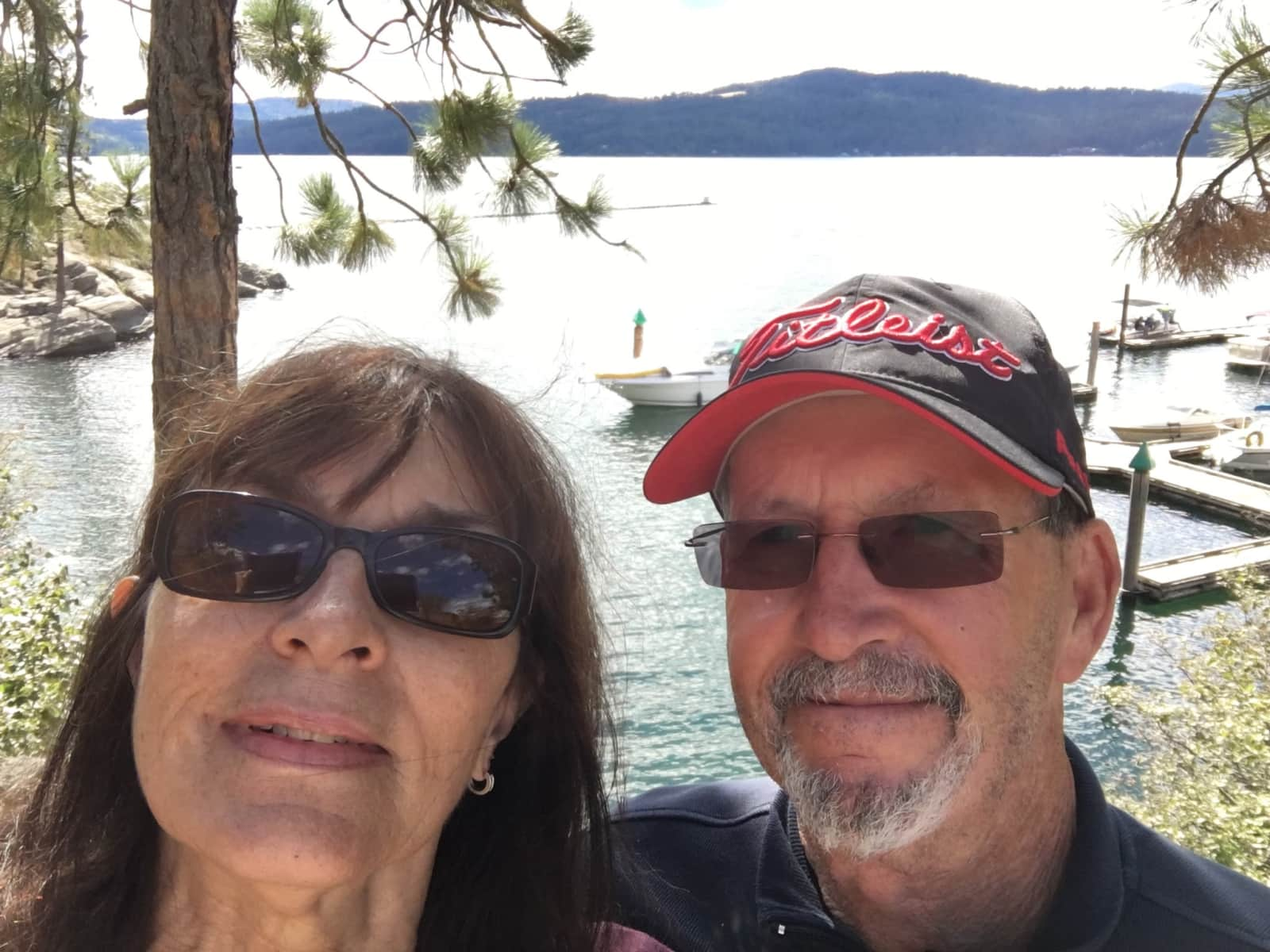 Nancy & Larry from Minneapolis, Minnesota, United States