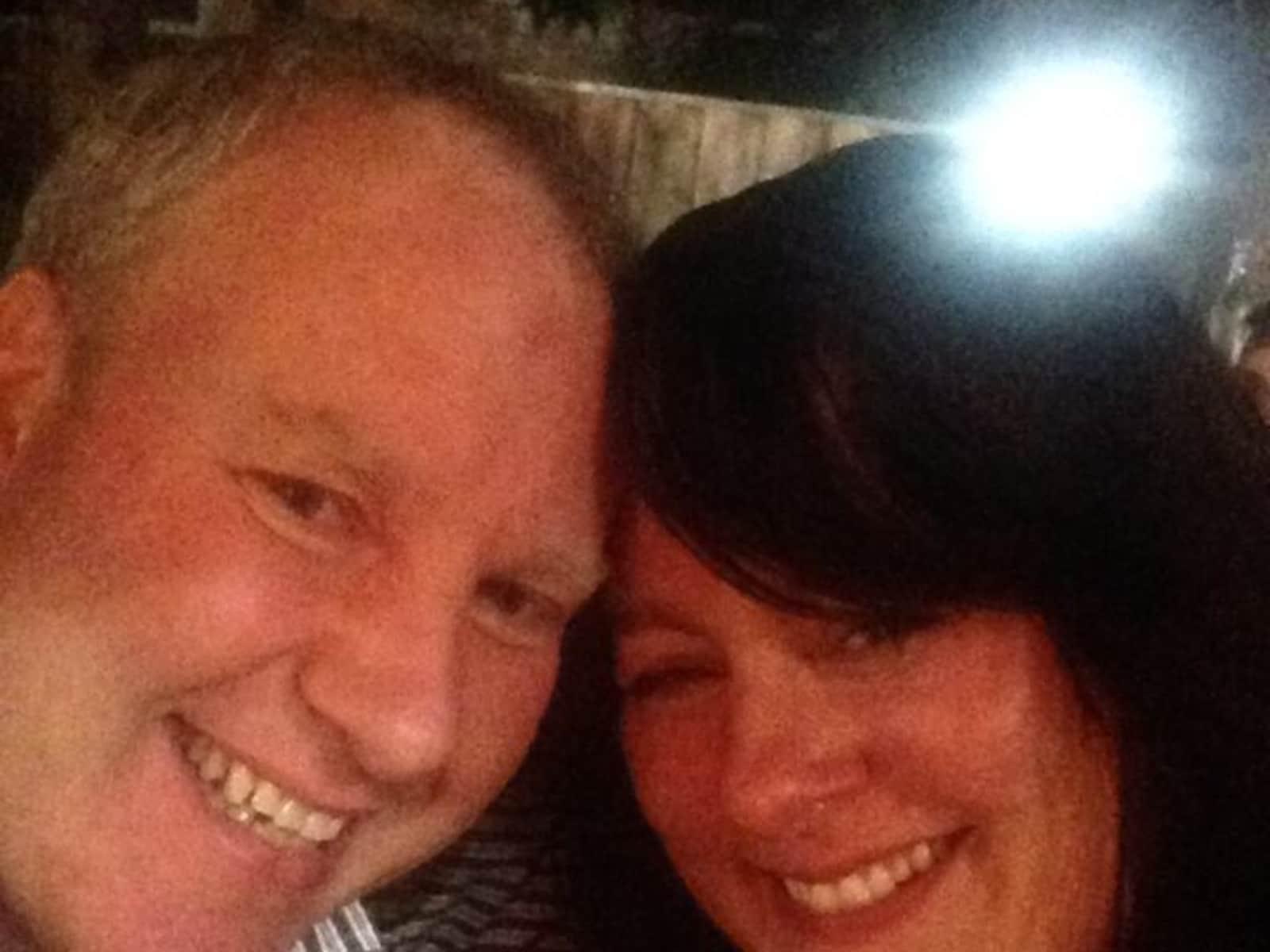 Cindy & Paul from Perth, Western Australia, Australia