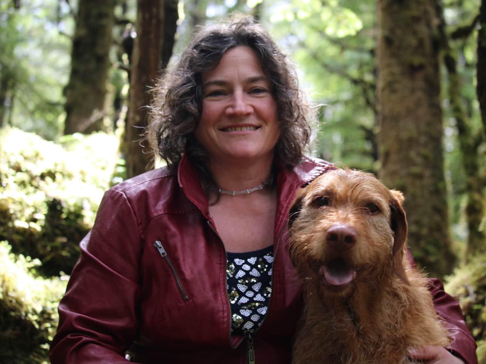 Vickie from Tenakee Springs, Alaska, United States