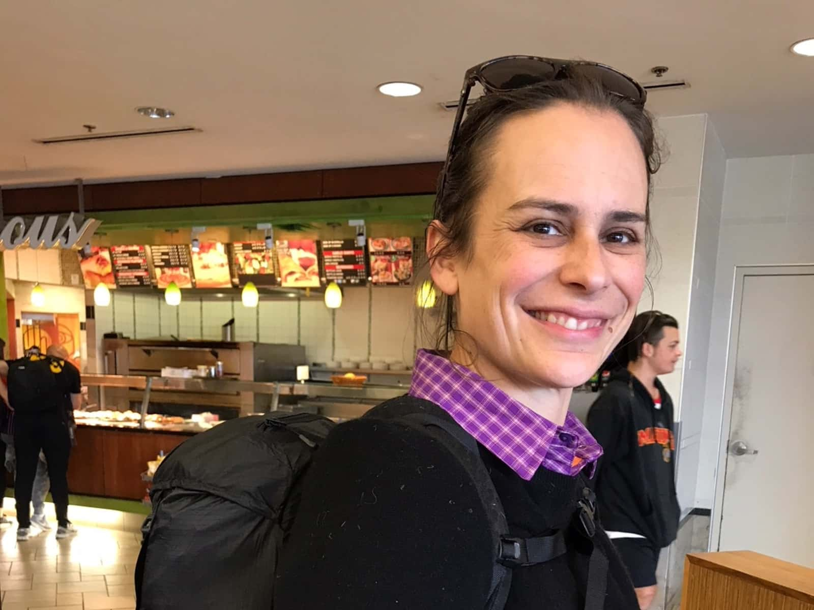 Emilie from Minneapolis, Minnesota, United States