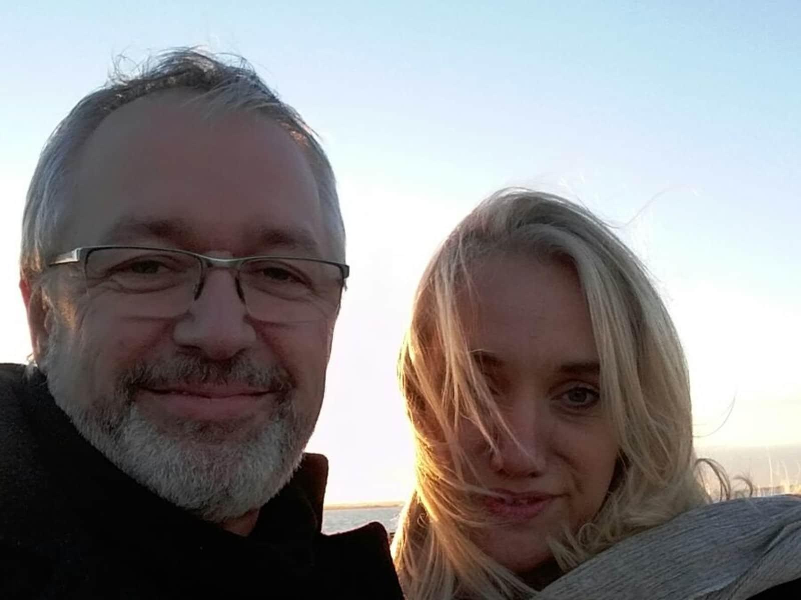 Susanna & Stuart from London, United Kingdom