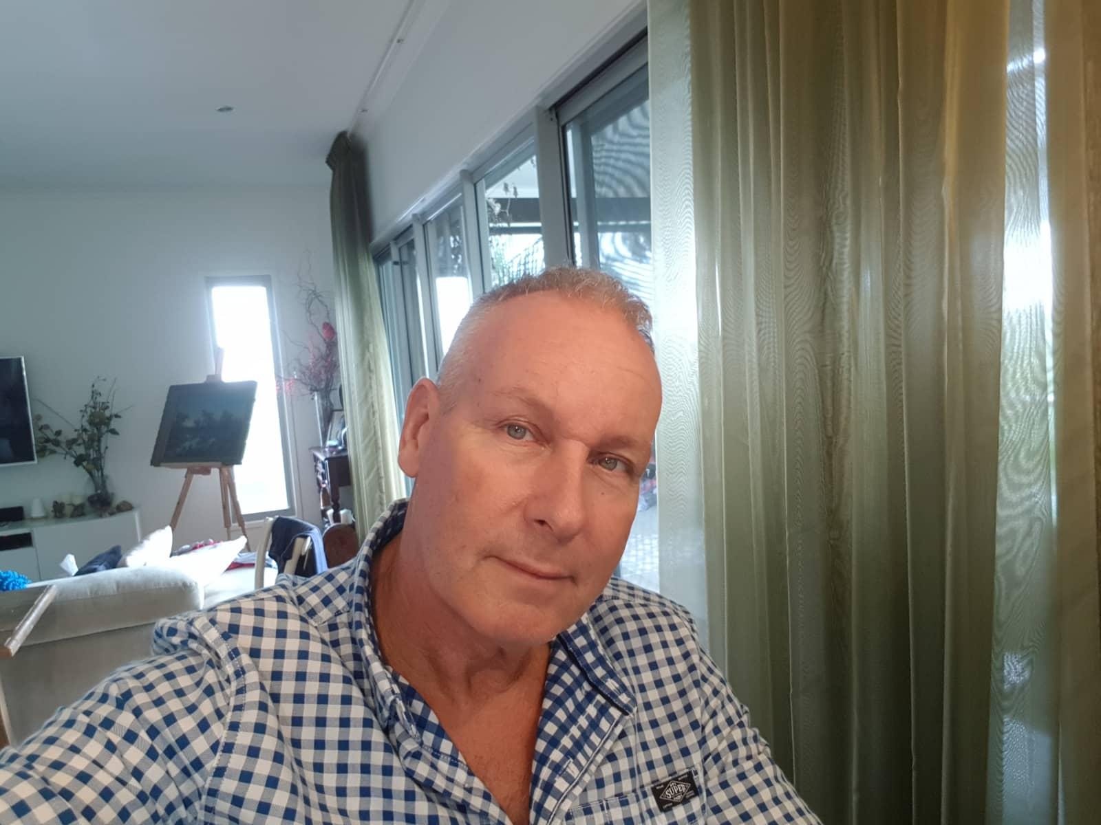 Paul from Doonan, Queensland, Australia