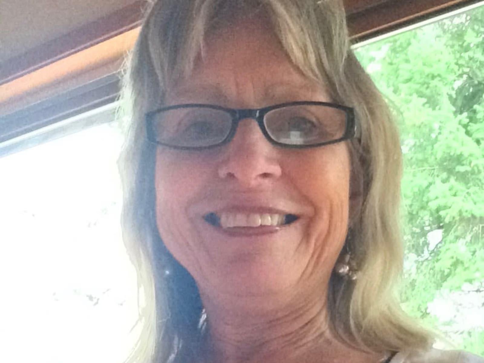 Vicki from Sechelt, British Columbia, Canada