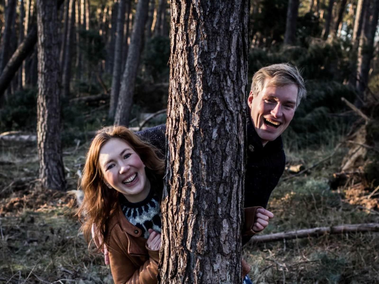 Laura & Bernd from Heiden, Germany