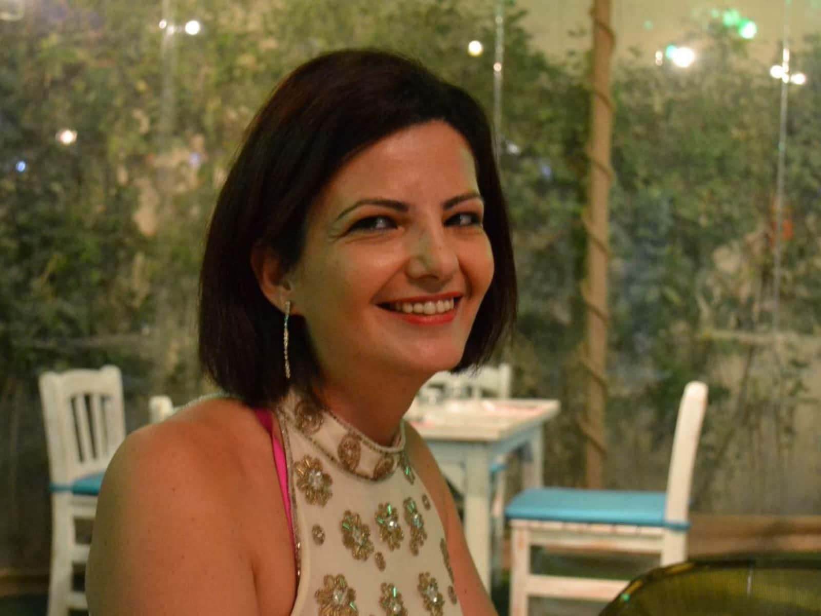 Maha from Dubai International Financial Centre, United Arab Emirates