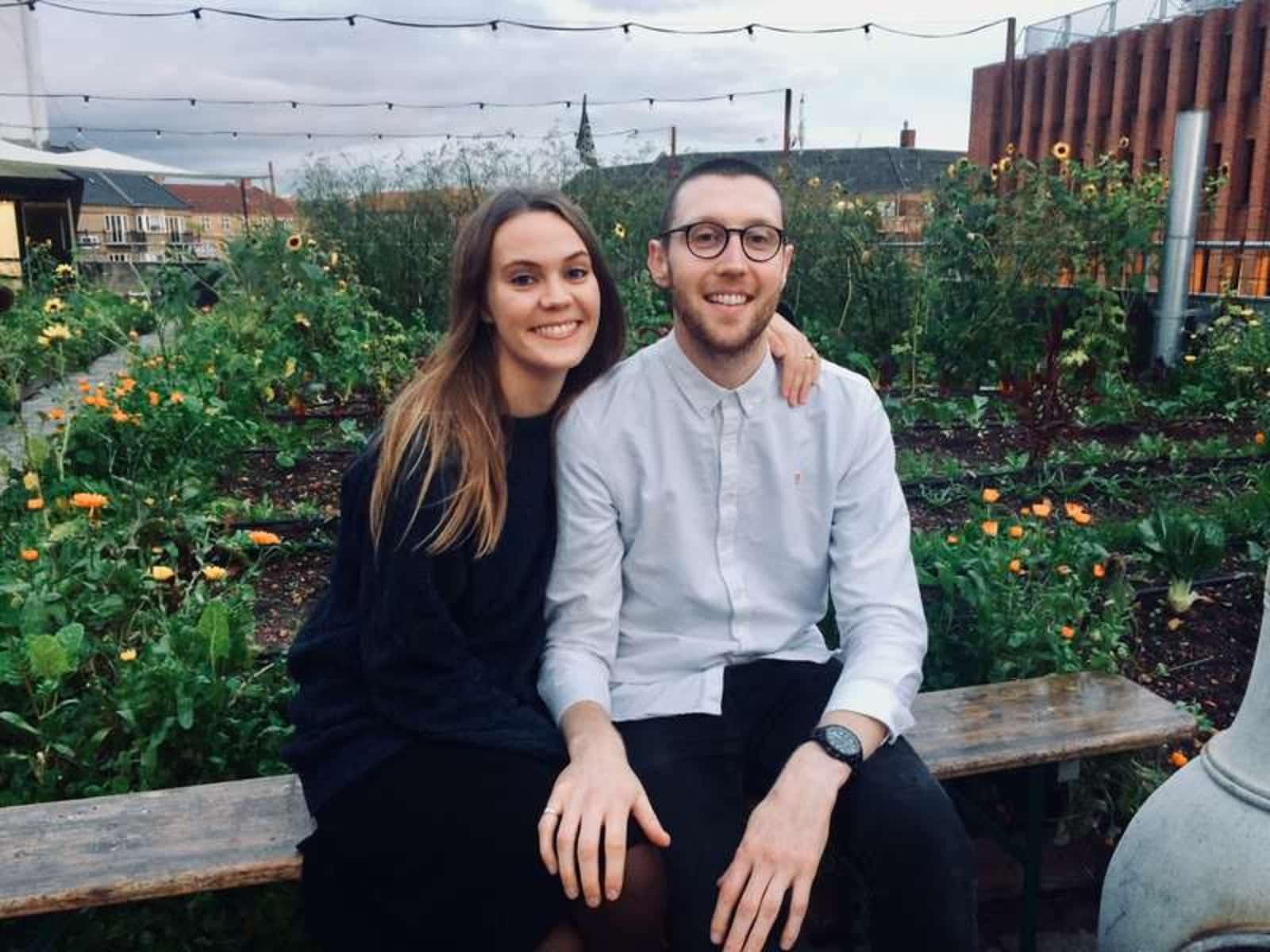 Alexander & Catherina from Copenhagen, Denmark