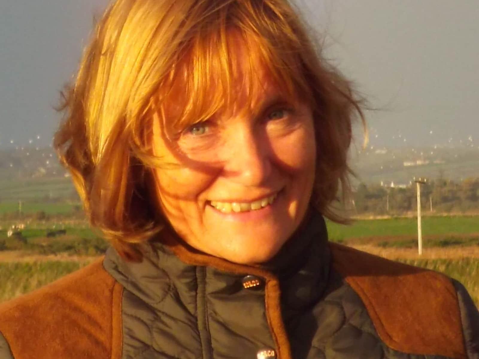 Julie from Ash Vale, United Kingdom