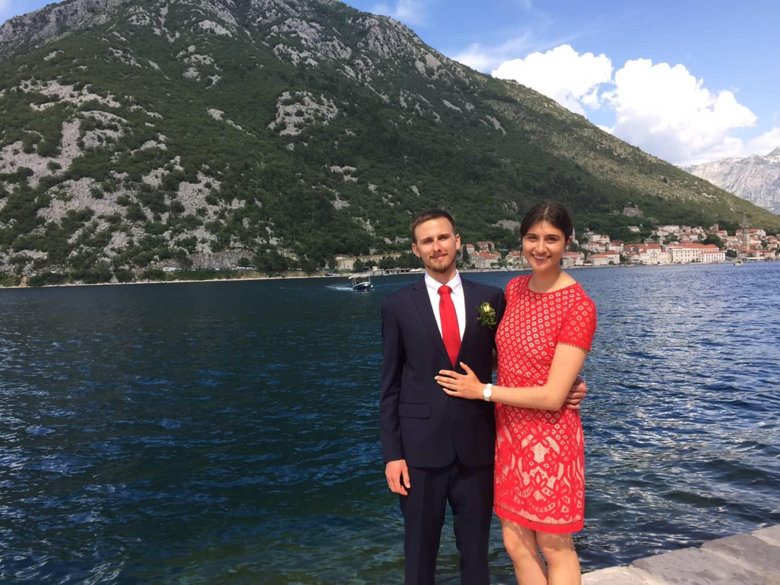 Andrea & Marcin from Toronto, Ontario, Canada