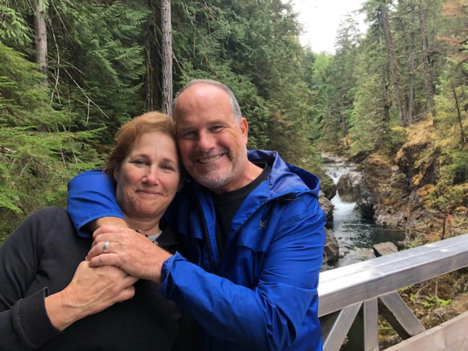 Susan & William from Montréal, Quebec, Canada