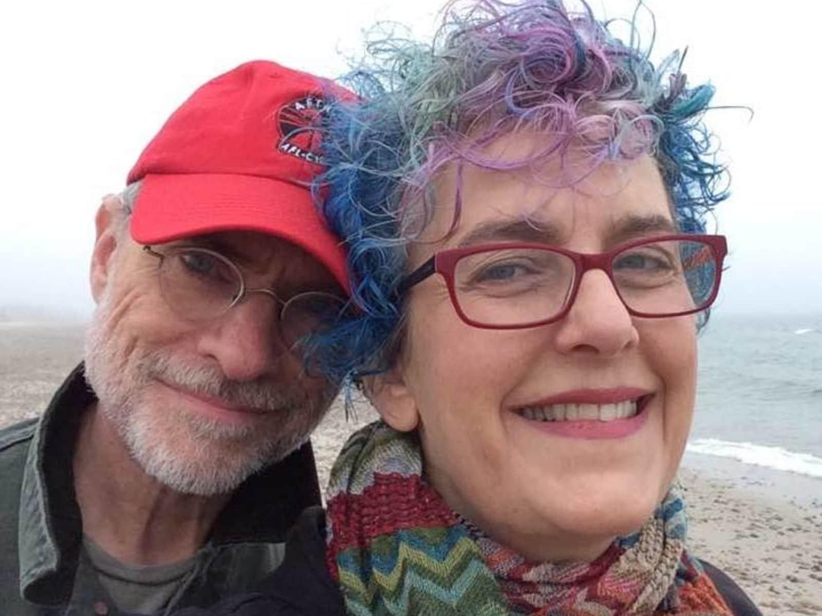 Alexandra & Peter from Washington, D.C., Washington, D.C., United States