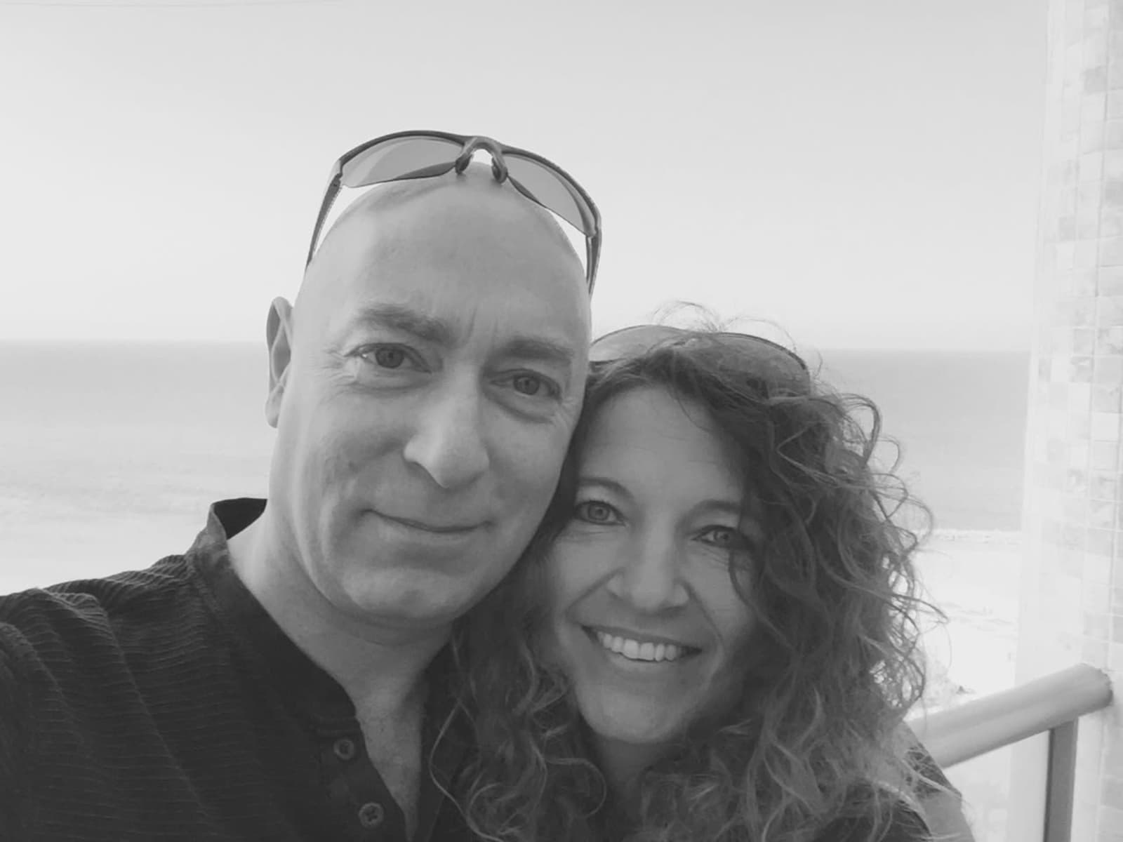 Tracy & Yaron from Whitstable, United Kingdom