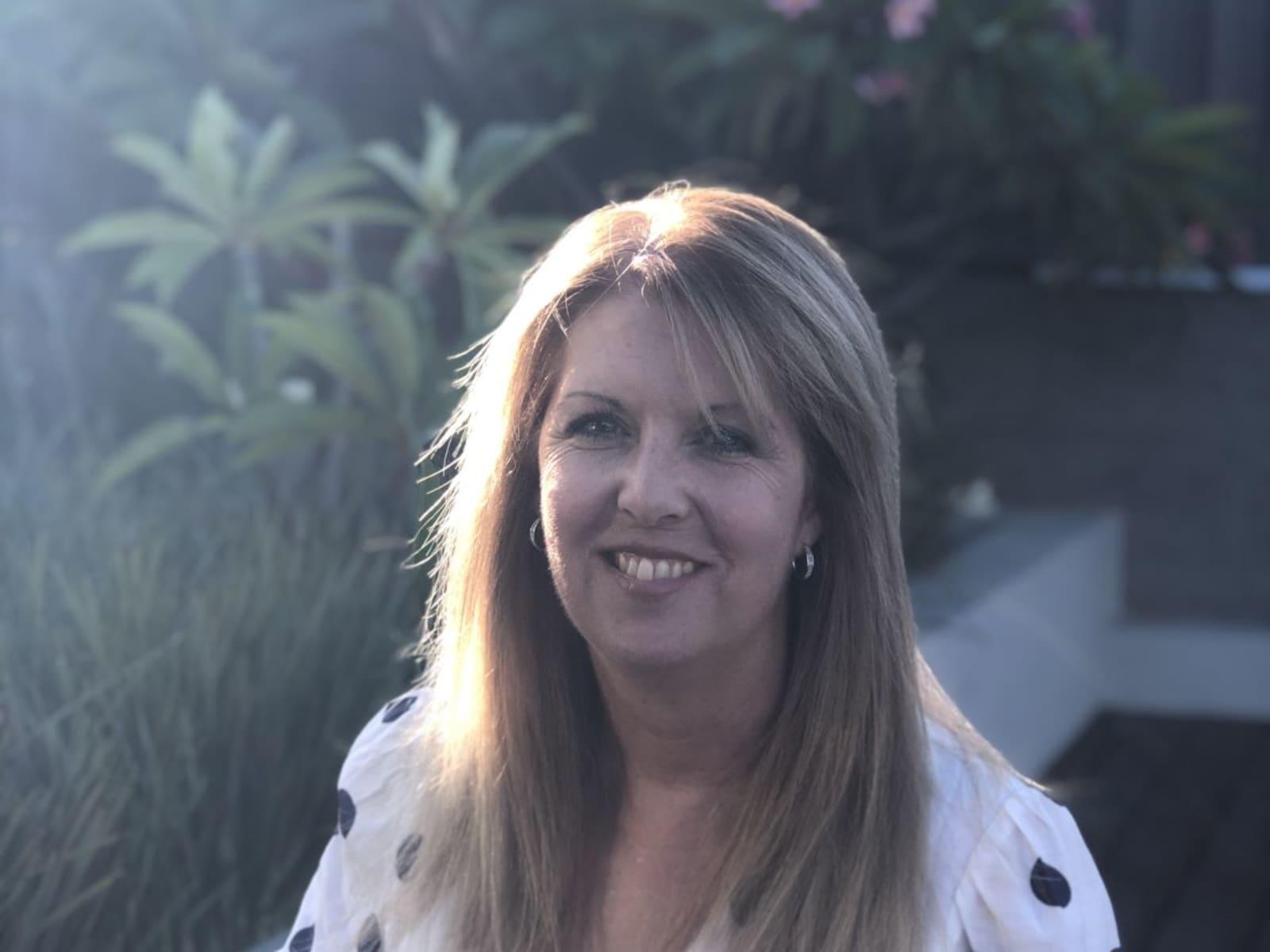 Sharon from Gold Coast, Queensland, Australia